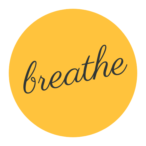 breathe in a circle